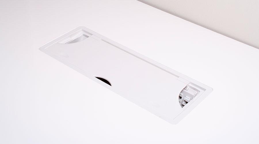 In desk box power data USB charging Genie OE Elsafe