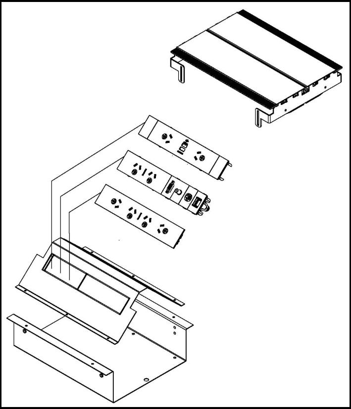 AssessPLUS DUO Mini in desk box OE Elsafe