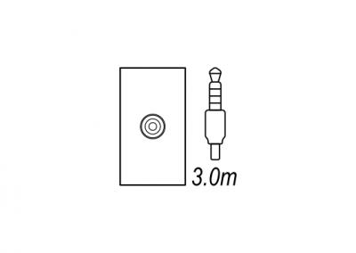Audio visual desk box, floor box OE Elsafe
