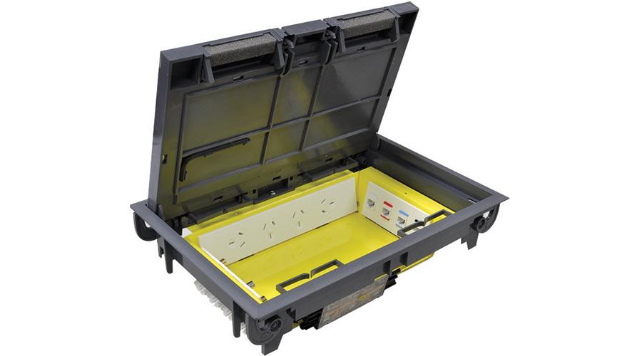 Condor--Floor-Box-OE-Elsafe-open-angle