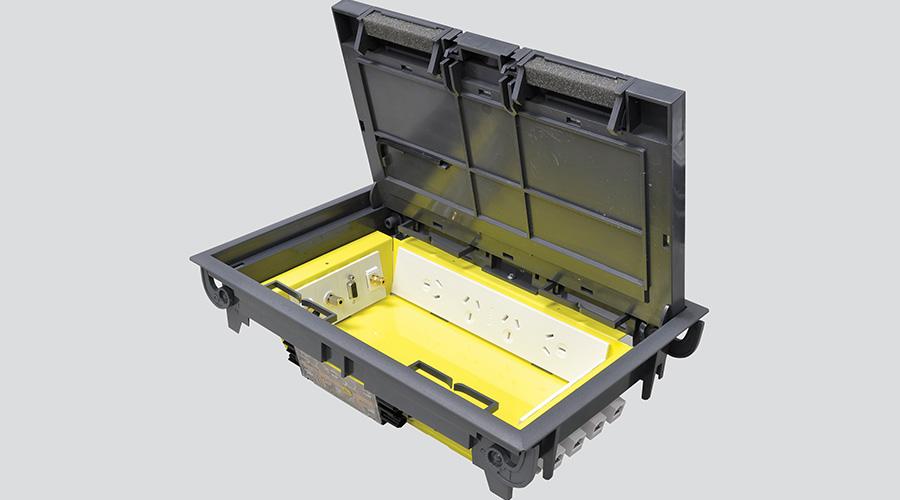 Condor--Floor-Box-OE-Elsafe-open-reverse-AV