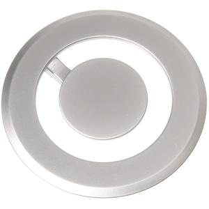 grommet 80mm square aluminium OE Elsafe