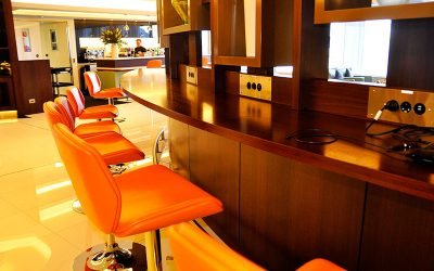 Project: Etihad Airways – Sydney Lounge