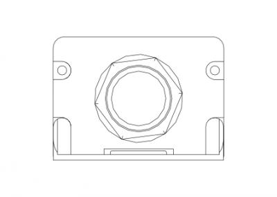 20mm/25mm Gland OE Elsafe