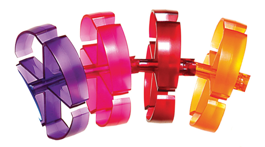Superflex-purple-pink-red-orangee-OE-Elsafe