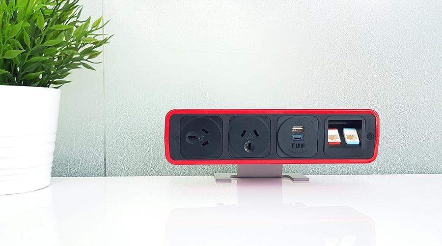 Pulse 8 Red TUFA+C OE Elsafe