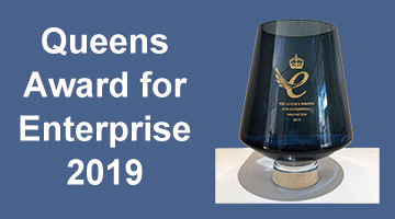 OE Electrics wins the Queens Award for Enterprise, 2019