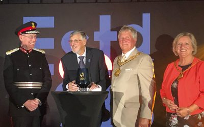 OE wins the Queens Award for Enterprise, 2019