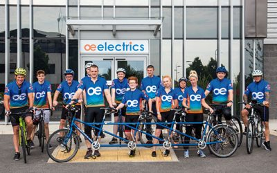 OE Fundraising Cycle Team